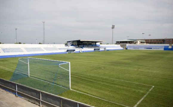 Estadio Vicente Garcí­a