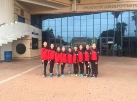 (Español) Torrevieja acoge a 360 deportistas a través del turismo deportivo