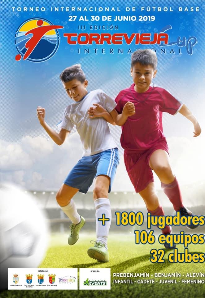 (Español) Comienza la Torrevieja International Cup 2019
