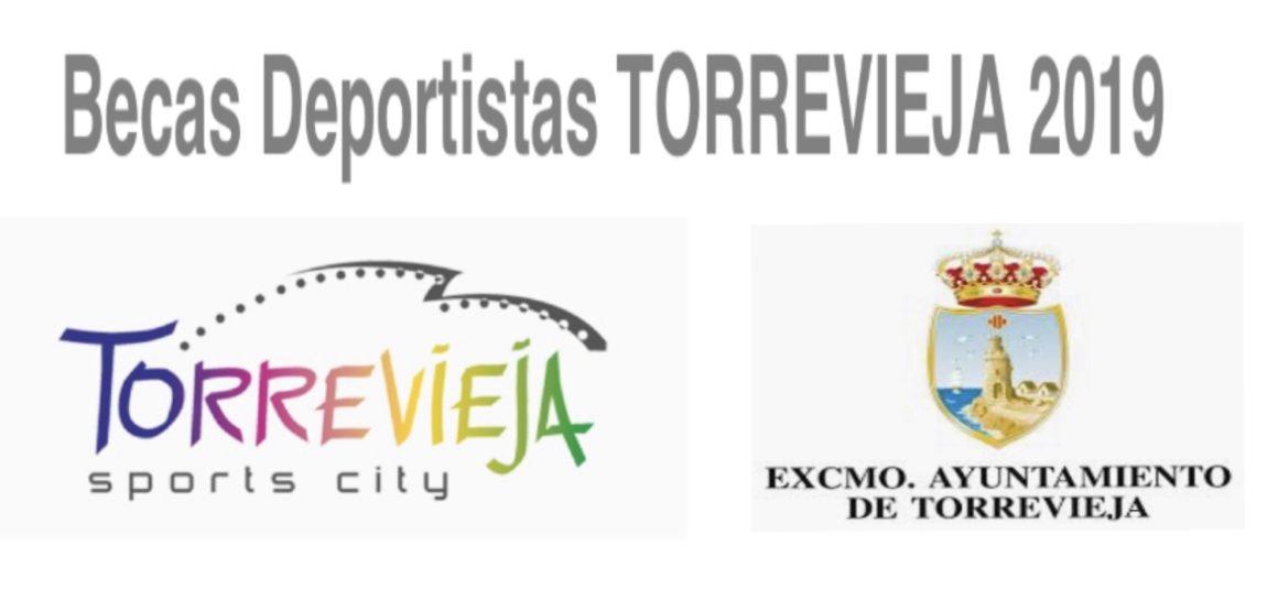BASES BECAS DEPORTISTAS TORREVIEJA 2019
