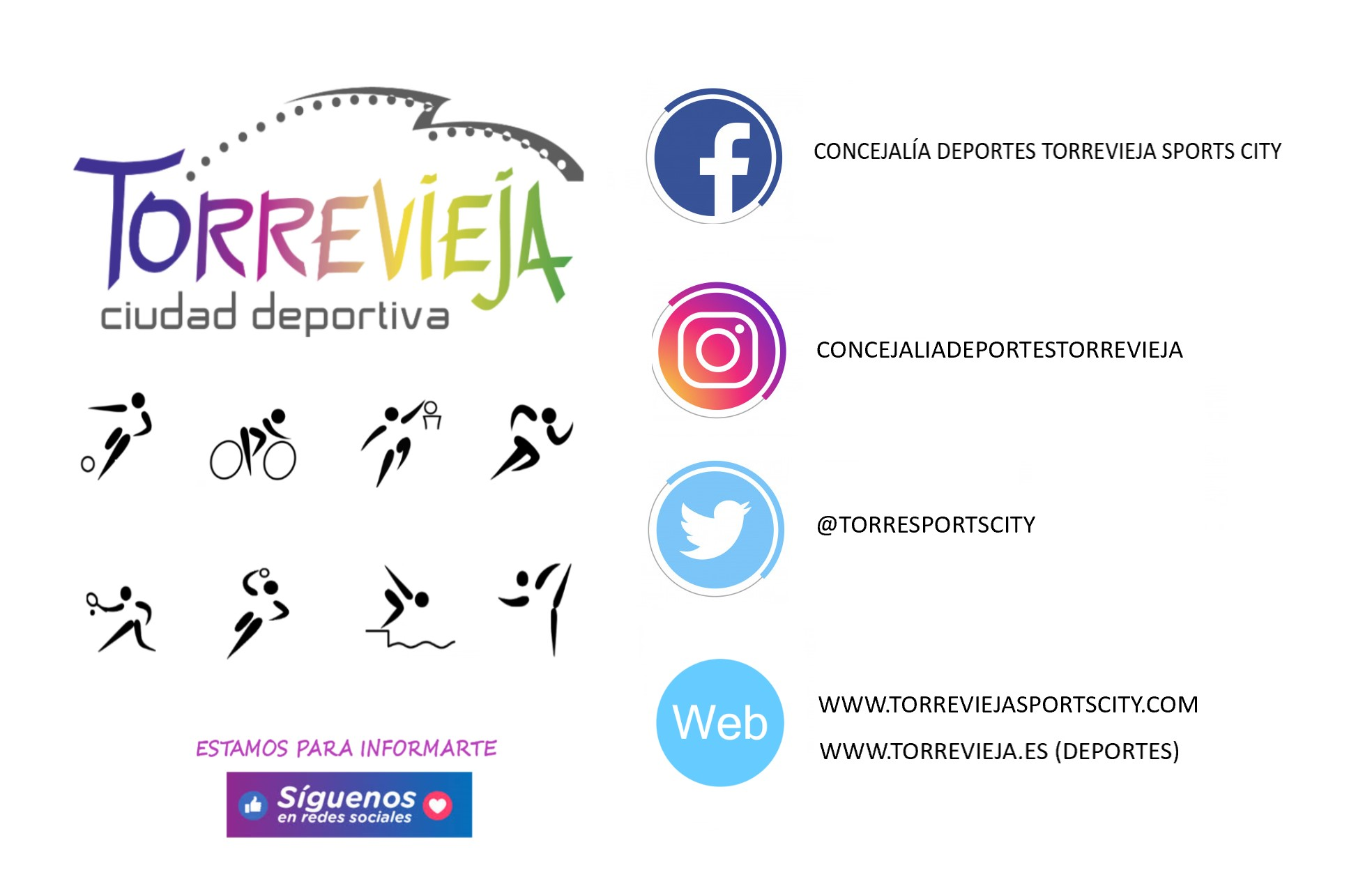 Torrevieja Sports City RRSS