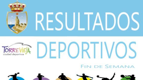 (Español) Resultados deportivos fin de semana 9 y 10 noviembre