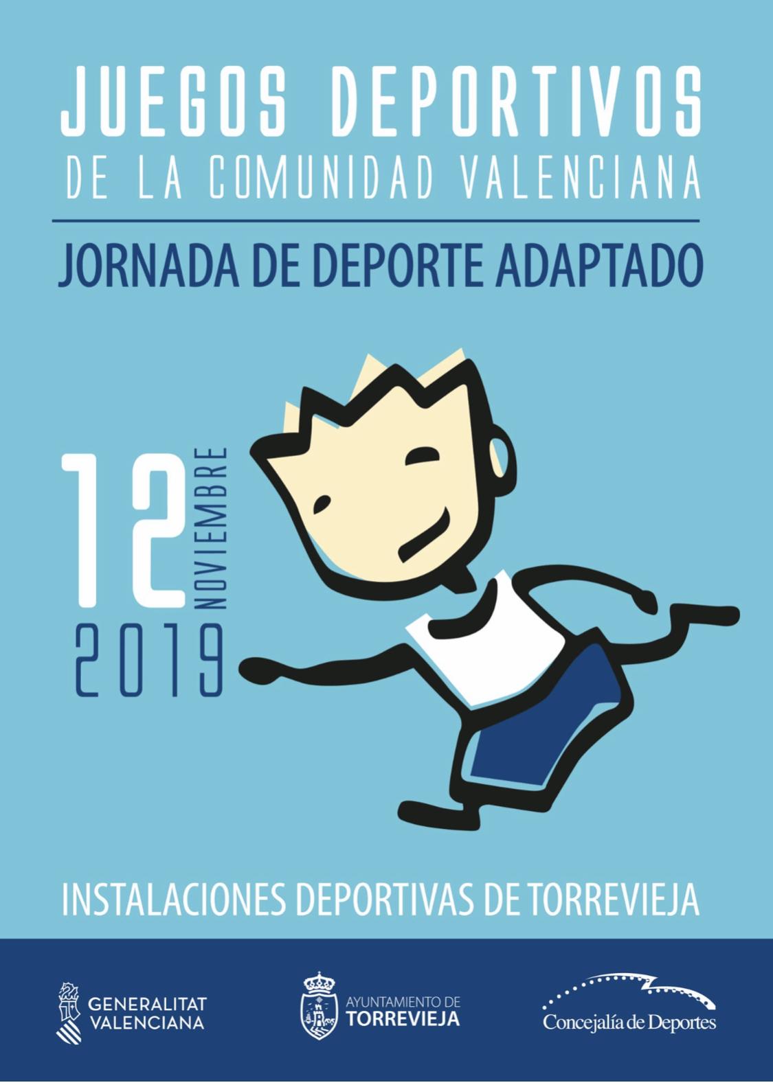 (Español) Juegos deportivos Comunidad Valenciana-Deporte Adaptado.