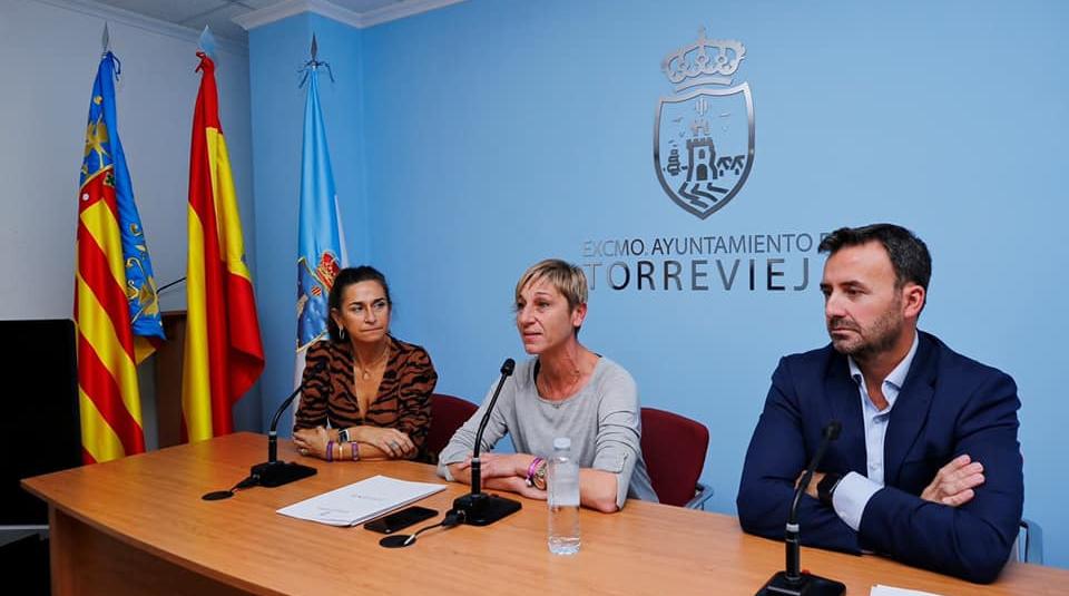 (Español) Convenio de colaboración entre el Ayuntamiento y el Departamento de Salud de Torrevieja