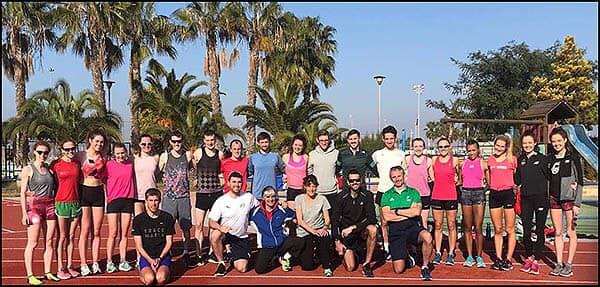 (Español) Deportistas olímpicos eligen Torrevieja Sports City para preparar sus competiciones.
