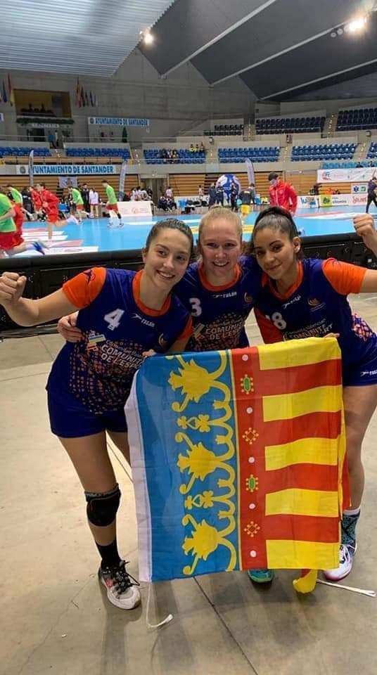 (Español) Campeonas de España de Balonmano!!