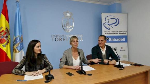 (Español) 🚲 Una de las etapas de la 71ª edición de la Vuelta Ciclista a la Comunitat Valenciana tendrá llegada a meta en Torrevieja.