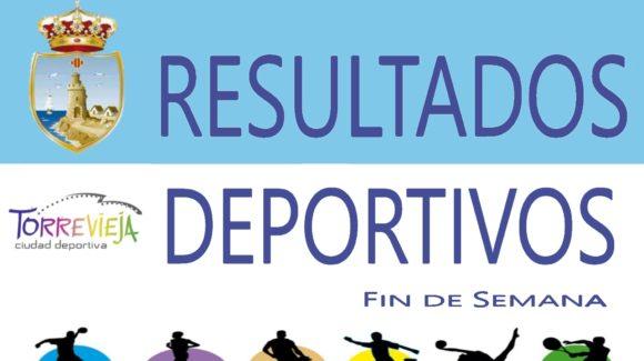 (Español) Resultados deportivos del fin de semana 7 y 8 de marzo