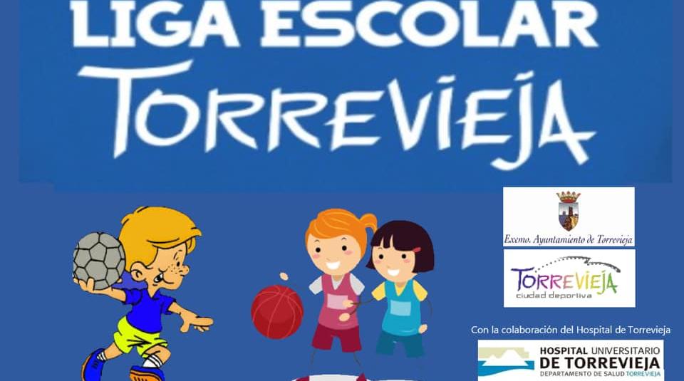 "(Español) 🏀🤾♂️Este fin de semana comienza la ""Liga Escolar""!!"