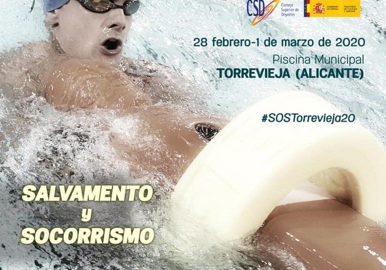 (Español) medio millar de deportistas se darán cita en el Campeonato de España Juvenil, Junior y Absoluto de Invierno de Salvamento y Socorrismo.