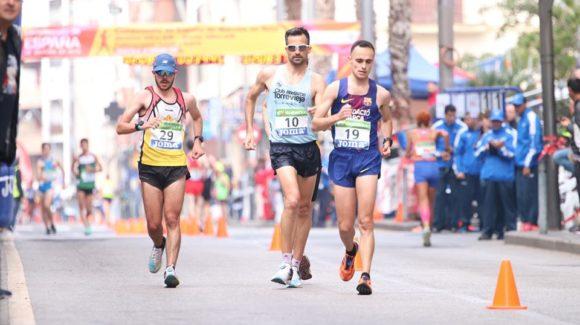 (Español) Corchete logra la quinta plaza en el nacional en 50 kilómetros marcha