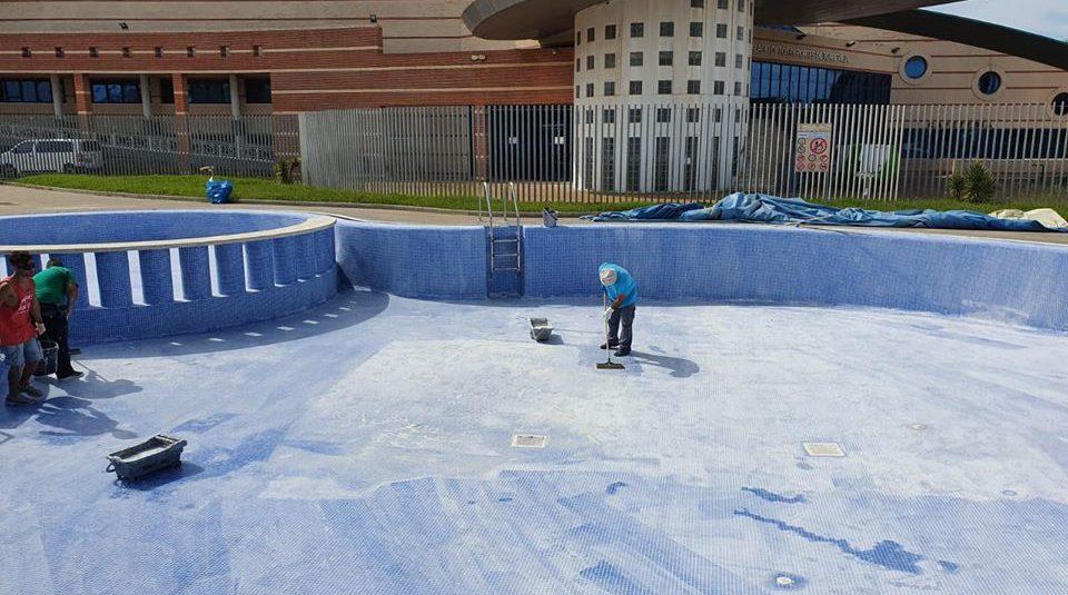 (Español) La Concejalía de Deportes continúa con la planificación de mejoras que estaba previsto para acondicionar las instalaciones deportivas de Torrevieja.