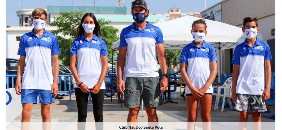 (Español) El RCN de Torrevieja se cuelga el bronce el Autonómico de Optimist por Equipos