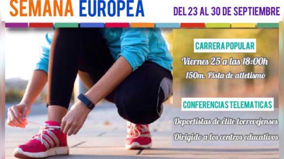 (Español) 🥇#SemanaEuropeaDelDeporte!!