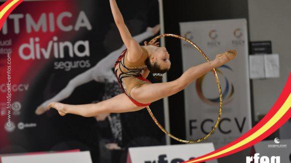 (Español) 🥉Alina Standret, gimnasta perteneciente al club Jennifer Colino, medalla de Bronce en el Campeonato España Base Individual. 💪🏻🔥