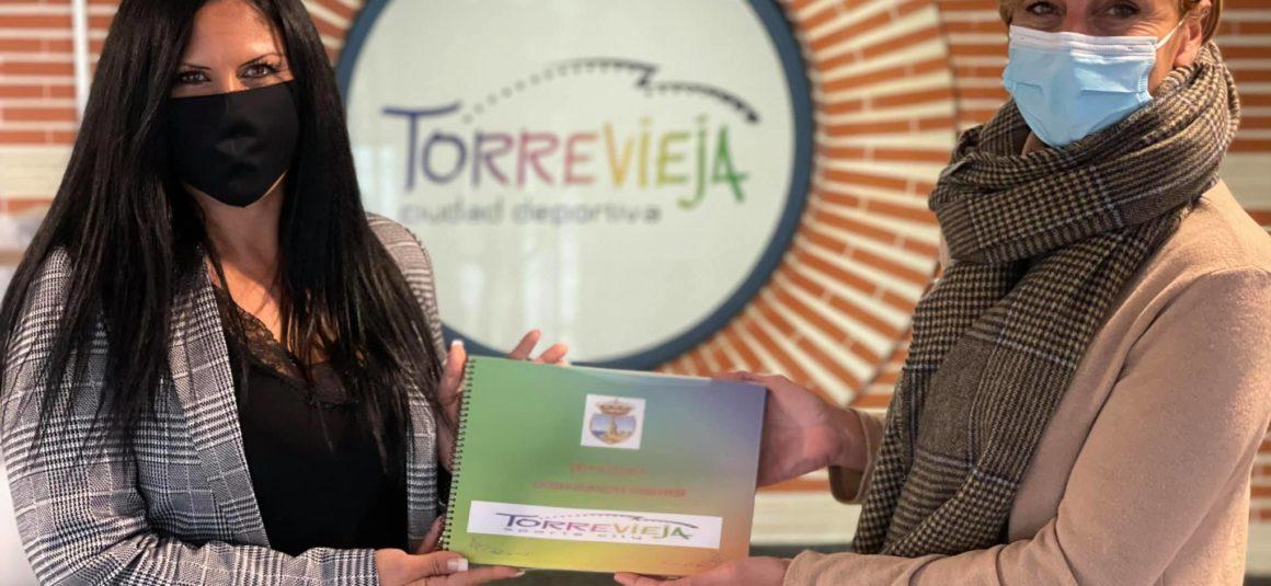 ✌🏻APANEE en colaboración con la Concejalía de Deportes, han desarrollado la primera GUÍA ACCESIBLE DE LA CIUDAD DEPORTIVA DE TORREVIEJA‼️⛹️♂️🤾♂️🚴🤽🏻♂️⚽️🏀🎾