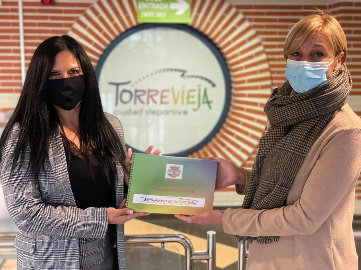 (Español) ✌🏻APANEE en colaboración con la Concejalía de Deportes, han desarrollado la primera GUÍA ACCESIBLE DE LA CIUDAD DEPORTIVA DE TORREVIEJA‼️⛹️♂️🤾♂️🚴🤽🏻♂️⚽️🏀🎾