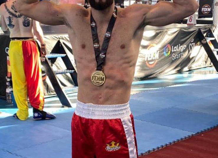 (Español) 🥇🥇 YAROSLAV BLOKHIN y FELIX ORTIZ consiguen 2 oros para el Club de Kick Boxing Torrevieja en el campeonato de España‼️👏🏻👏🏻👏🏻