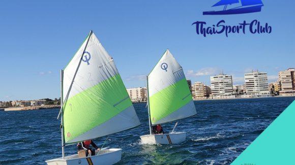 (Español) 🔆Nuevas actividades deportivas en el Club Náutico Marina Internacional🚣♀️⛵️