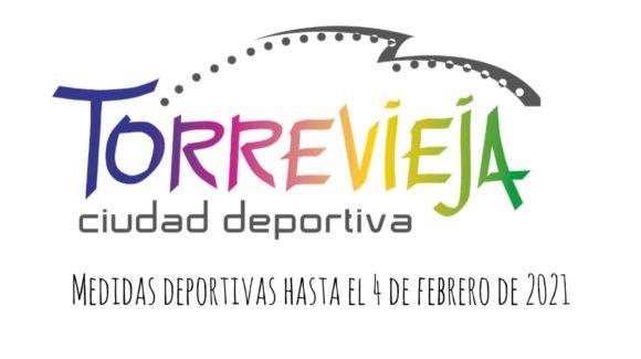 (Español) 🟣 Nuevas medidas deportivas a partir de mañana día 21 de Enero hasta el próximo 4 de Febrero de 2021:
