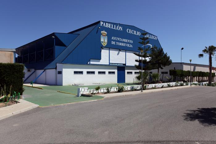 Cecilio Gallego Building