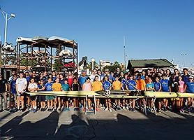 La Escuela Municipal de Remo presenta su nueva Temporada