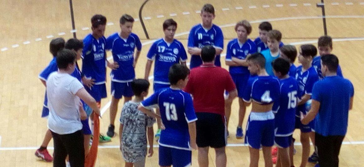 Curso Entrenador Monitor Balonmano en Torrevieja