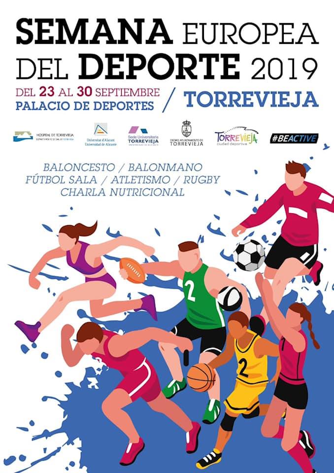 (Español) La semana Europea del Deporte