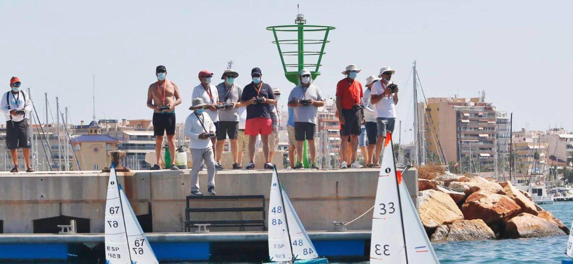 (Español) MEETING de radio control de veleros en Torrevieja