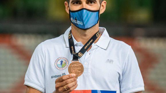 (Español) Luis Manuel Corchete Martínez, bronce en el Campeonato de España Absoluto🥉