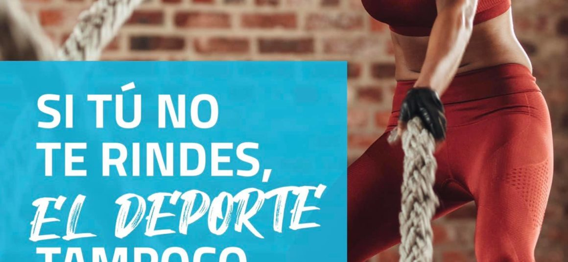 (Español) #eldeportenoserinde🤾♀️🤸🚣🏻🏃♂️🏊🏻♂️🚴⚽️