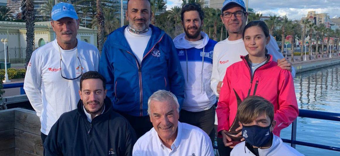 🥈🥉Plata para Trabuco y bronce para Maverta categoría ORC-A en la 54ª Semana Náutica de Alicante de Cruceros