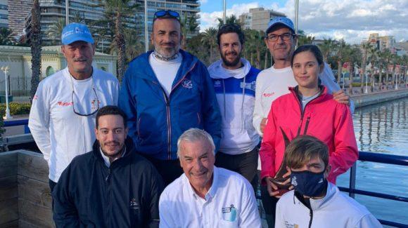 (Español) 🥈🥉Plata para Trabuco y bronce para Maverta categoría ORC-A en la 54ª Semana Náutica de Alicante de Cruceros