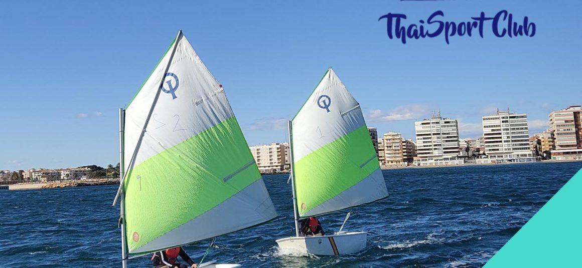 🔆Nuevas actividades deportivas en el Club Náutico Marina Internacional🚣♀️⛵️