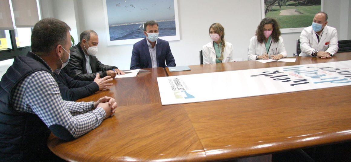(Español) El hospital de Torrevieja comprometido con el tejido social y deportivo de la ciudad