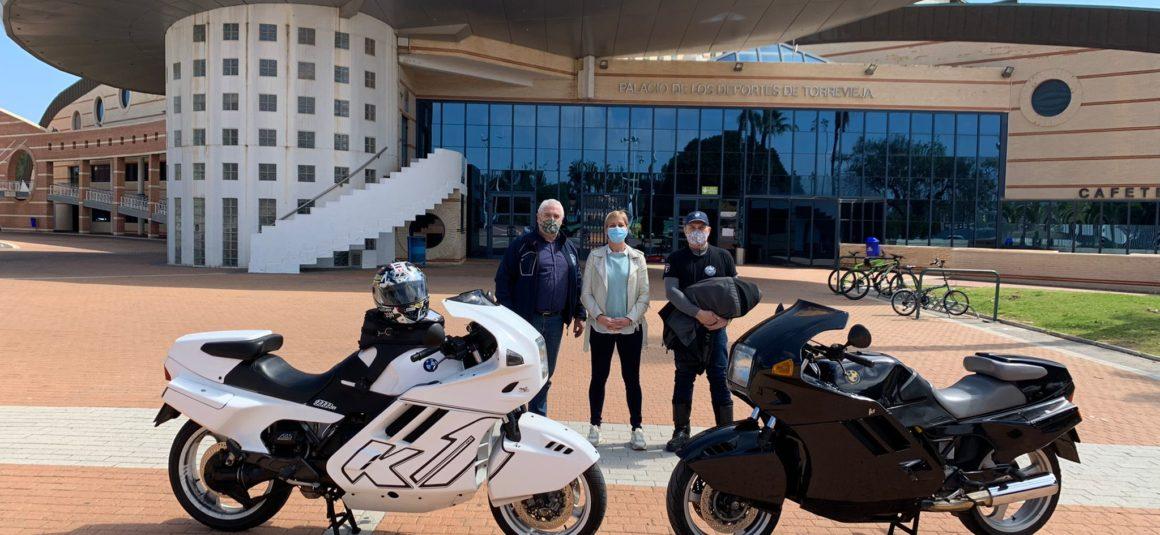 """(Español) 🏍 La VI """"Kedada"""" Internacional de motos K de BMW se celebrará en Marzo de 2022 en la Ciudad de Torrevieja.✌🏻"""