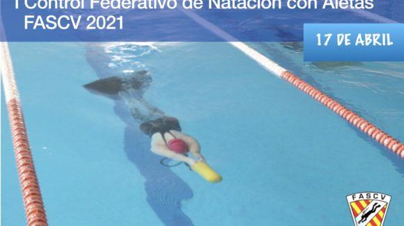(Español) 🏆I Control Federativo de Natación con Aletas FASCV 2021🤿