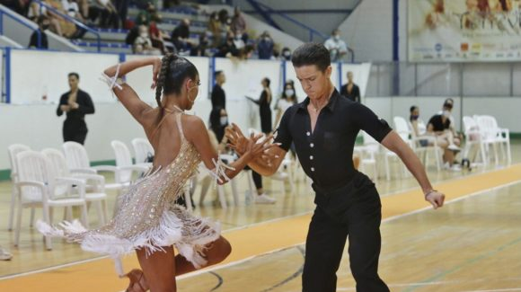 """(Español) 💃🕺Ayer disfrutamos de un espectáculo impresionante en el """"Cecilio Gallego"""" gracias I Trofeo de baile deportivo """"Ciudad de Torrevieja""""."""