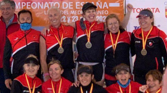 (Español) Las veteranas del Club remo Torrevieja CAMPEONAS DE ESPAÑA🥇🇪🇦🇪🇦🇪🇦