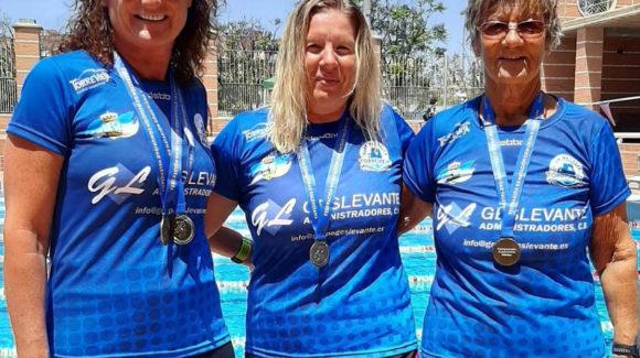 (Español) 🥇Nuevo récord de España y el oro para Beryl Altabas