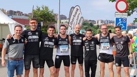 (Español) 🏴☠️ | CLUB ATLETISMO PUERTO TORREVIEJA  🇪🇸 🏆| 3º ESPAÑA POR EQUIPOS 50K
