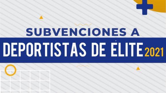 (Español) PROGRAMA DE AYUDAS A DEPORTISTAS DE ÉLITE, CORRESPONDIENTE A LA ANUALIDAD 2021.