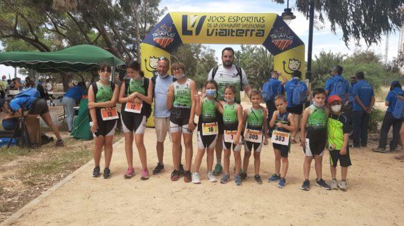 (Español) club Triatlón Torrevieja consigue grandes resultados:
