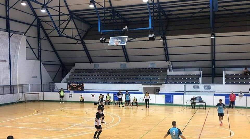(Español) Victoria del Club de Fútbol Sala UDT contra el CFS Petrer