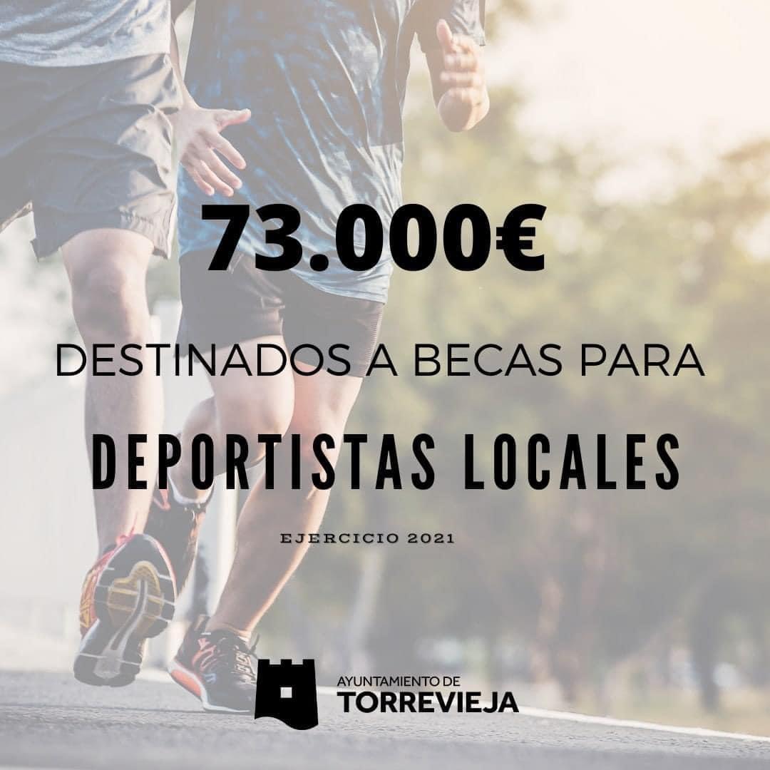 (Español) Publicadas las bases para becas de deportistas