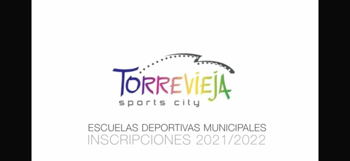 (Español) INSCRIPCIONES PARA 🏆ESCUELAS DEPORTIVAS MUNICIPALES